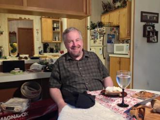 A photo of Joel Stoddert